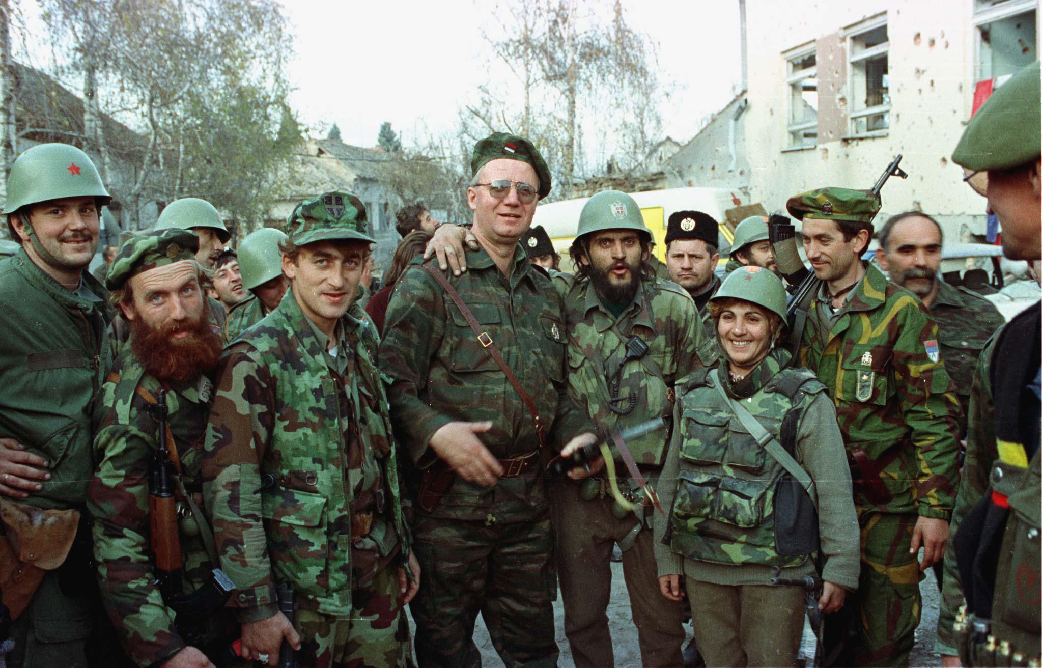RATNE VUKOVAR BOROVO BOROVOSELO 1991